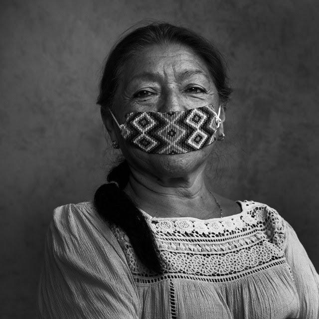Georgina, 5 agosto 2020, San Miguel de Allende, Messico. - Russell Monk